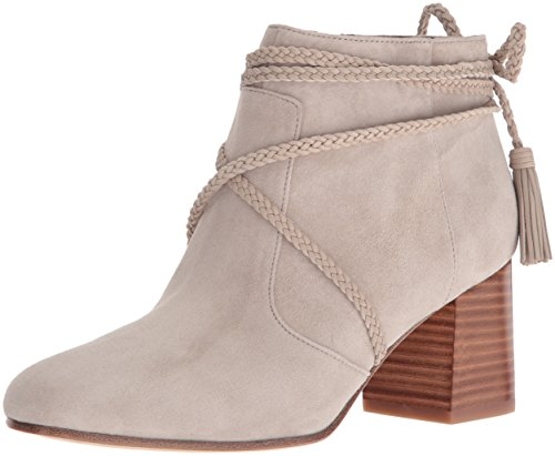 Maddox Pavilion Ankle Bootie Spiga Suede Via Grey Women's AqxX7tnwE