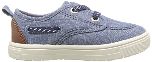 Pictures of Carter's Blaze Boy's Casual Boat Shoe, Navy, 5 M US Toddler 3