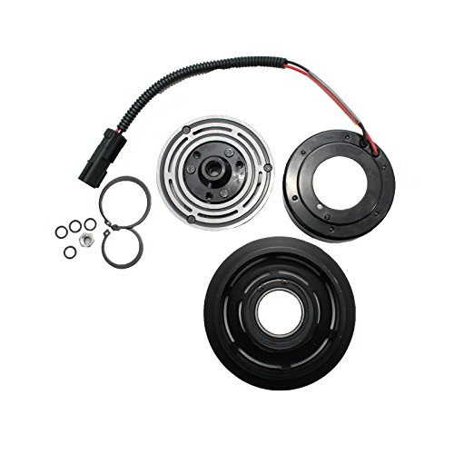 Hex Autoparts A/C AC Compressor Clutch Repair Kit for Dodge Dakota Ram 1500 2500 3500