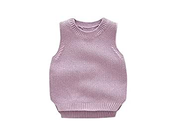 Amazon.com: Huainsta Kids Sweater Vest Winter Sweaters