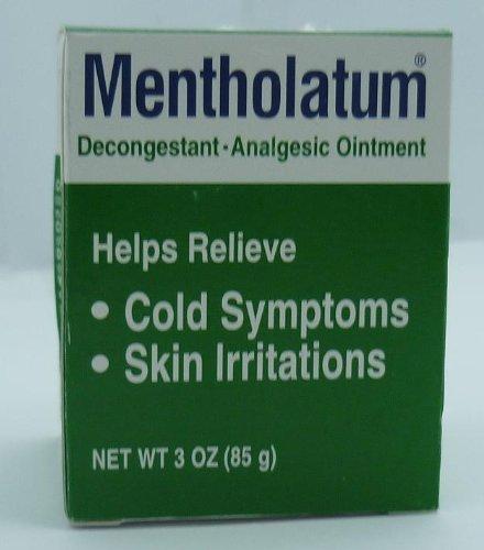 Décongestionnant Mentholatum *
