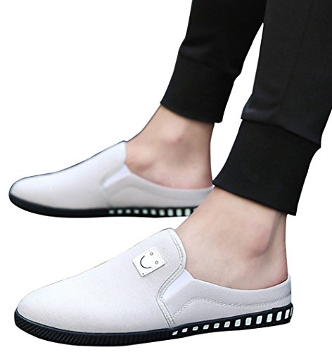 Scarpe 6 Baotou Uomo Pigre Sandali Da In Lino Casual Scarpe Casual Pantofole MYXUA 7fg6qUAY