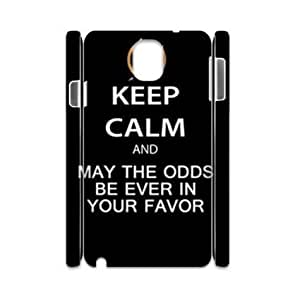 JMX Case Brand New Phone 3D Case for Samsung Galaxy Note 3 N9000 with diy The Hunger Games