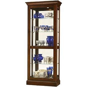 Amazon Com Howard Miller Berends Iv Curio Display Cabinet