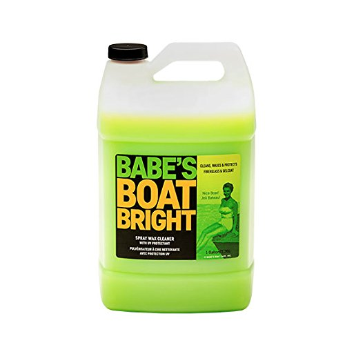 Babe's Boat Care Babe's Boat Brite GLN - BB7001 by Babe's Boat Care