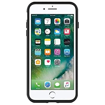 OtterBox Scratch resistant, Drop proof Cell Case for Apple iPhone 7 Plus - Black crystal