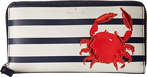Kate Spade New York Women's Shore Thing Crab Lacey Multi One ()