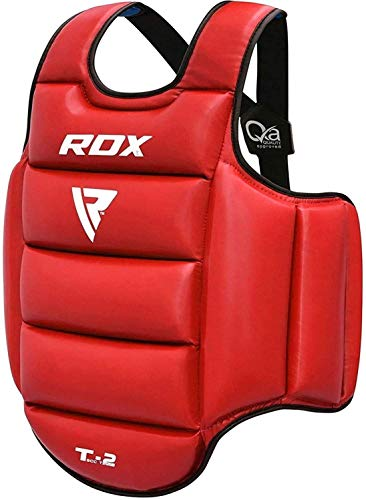 RDX TKD Chest Guard