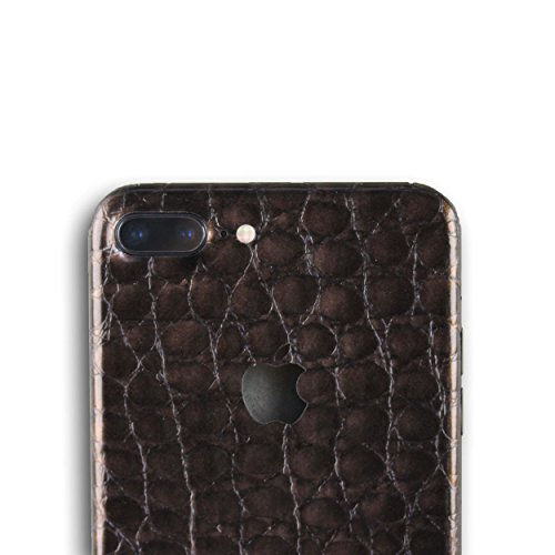 AppSkins Vorderseite iPhone 7 PLUS Alligator brown