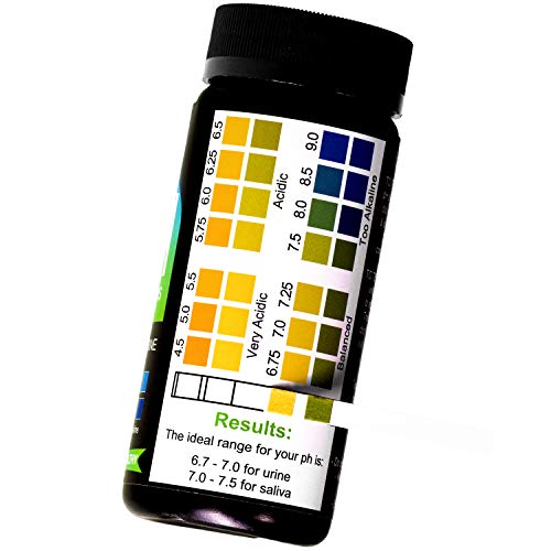 Testing Acidity Alkalinity Perfect Alkaline product image