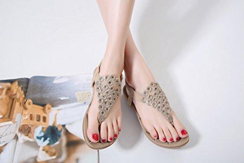 BELLOO - Zapatos de tacón  mujer Q26-Apricot