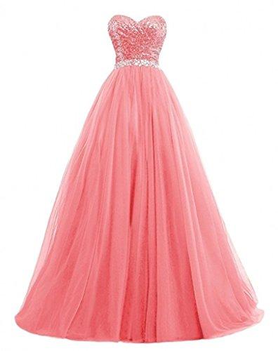 Dunkel Rock Marie Tuerkis Wassermelon Herzausschnitt Abendkleider Braut Lang Abiballkleider Glamour A La Promkleider Linie qtB7gRB