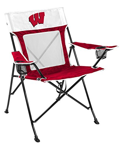 (Rawlings NCAA Wisconsin Badgers Unisex 00643109111NCAA Game Changer Chair (All Team Options), Red, Adult)