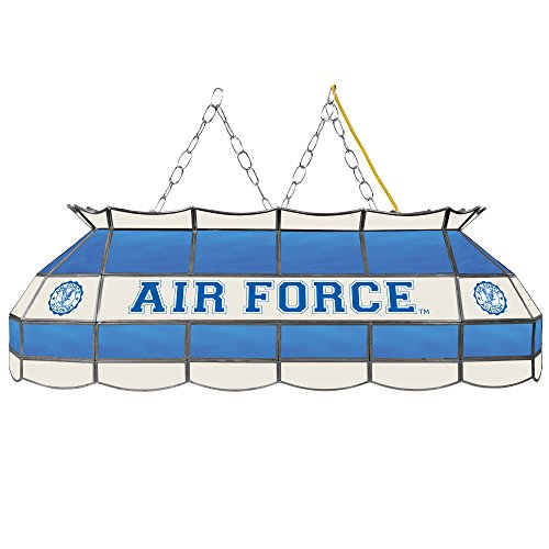 NCAA Air Force Academy Tiffany Gameroom Lamp, 40'' by Trademark Gameroom