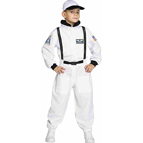 Space Shuttle Astronaut Commander Costume