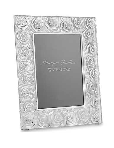 Amazoncom Monique Lhuillier Waterford Sunday Rose Frame 5x7 By