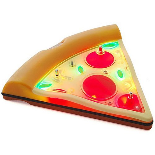 """Long Range Systems RX-PZ4 Pizza Pager - 5""""Wx5-1/2""""Dx3/4""""H"""