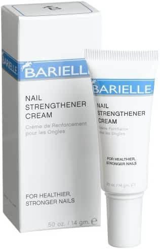 Barielle Travel Size Nail Stregthener Cream, 0.5-Ounces Tub