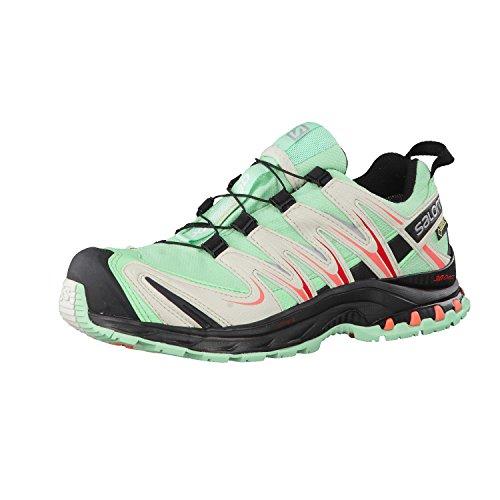 Pro Sapatos Salomon Xa Gtx Das Mulheres 3d Corrida Trilha - Ss15 42,7