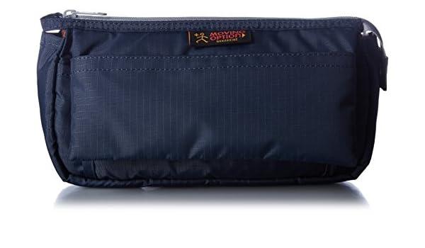 1aa9437119f0 Amazon.com: Nomadic PE-09 Flap Type Pencil Case - Navy: Clothing