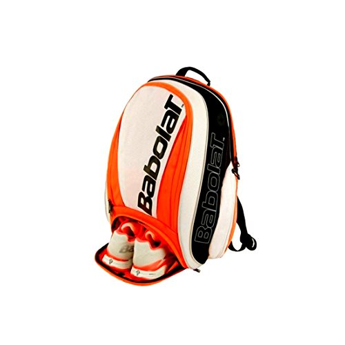Babolat - Pure Tennis Backpack White and Red - (B753071-149) by Babolat (Image #4)