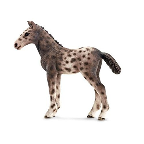 Schleich Knabstrupper Foal Toy Figure Schleich North America 13760