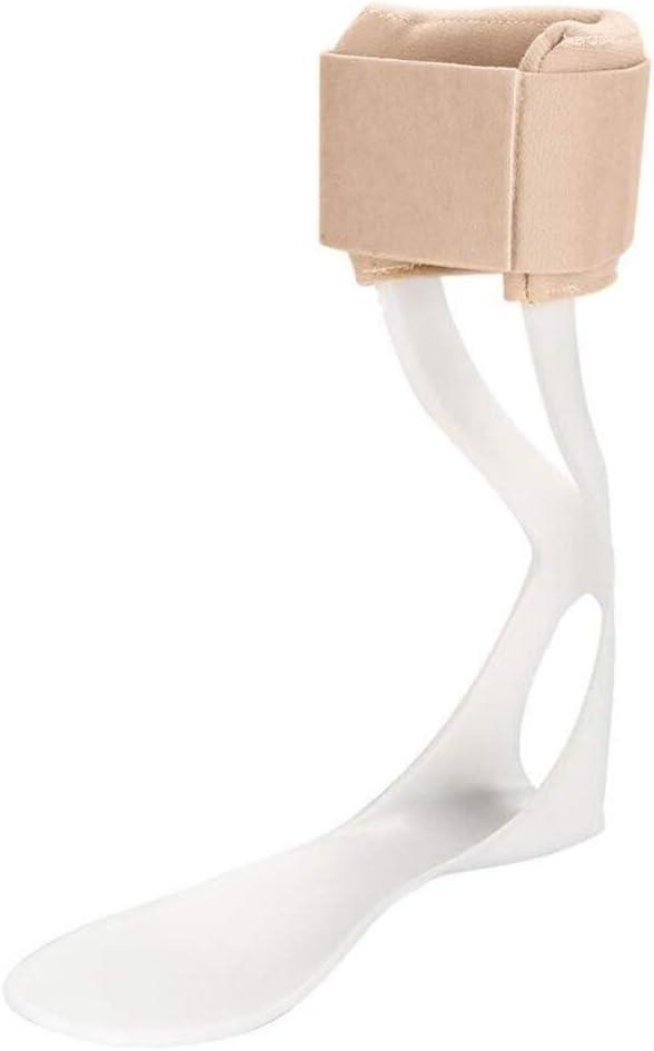 Férula for pies, órtesis for pie de tobillo Protector adecuado for la corrección de la extremidad inferior for el esguince y rehabilitación de lesiones de espalda después de la cirugía Corrección ajus