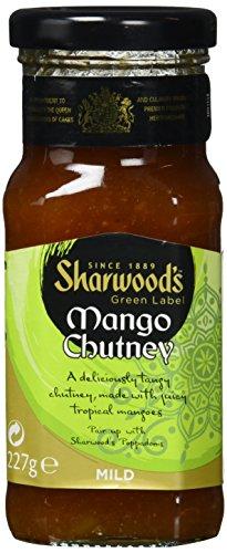 Sharwood`s Mango Chutney, 6er Pack (6 x 227 g)