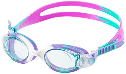 Speedo Hydrosity Swim Goggles, White Cloud, One Size