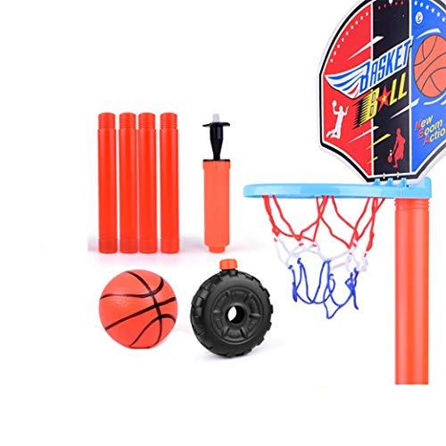 Niños Mini Baloncesto Aro Conjunto Portátil Plástico Ajustable ...