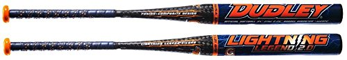 Dudley Lightning Legend 2.0 Endloaded SSUSA Slowpitch Bat -  49025