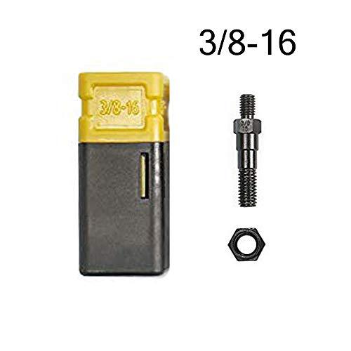 (zision tool 3/8-16 Rivet Nut Gun Tip, Replacement Mandrel)