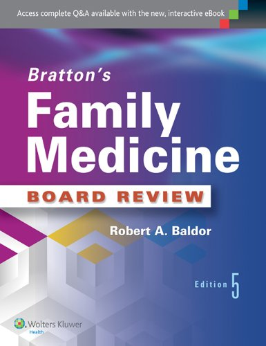 Download Bratton's Family Medicine Board Review Pdf