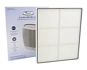 Genuine Whirlpool 1183054K HEPA Replacement Fits Whispure Air Purifier Models AP450 and AP510