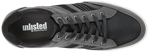 Unoterede Af Kenneth Cole Mænds Design 30507 Sneaker Sort / Grå jVNnMJOfJB