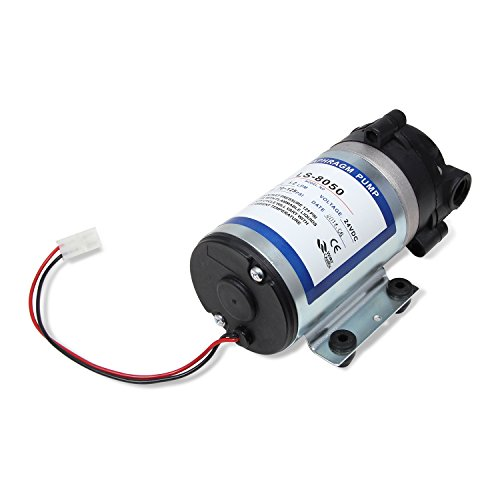 Vepotek Diaphragm Pump Water Booster Pump Ls 8050 For