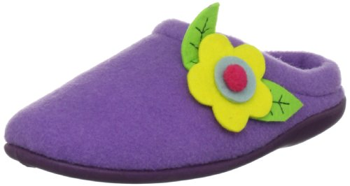 Lotus Mayflower Damen Hausschuhe Violett