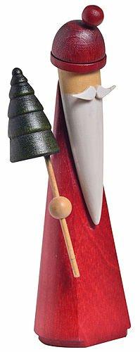 Figurine Santa Claus - 11 cm / 4.3 inch