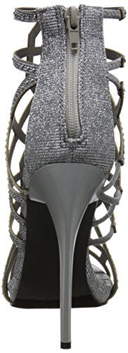2 Women Gladiator Pewter Amaze Too Lips Sandal Too 88wPv1