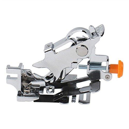Repuesto Ruffler Presser Foot para Brother Cantante Kenmore filo Elna bajo para máquina de coser: Amazon.es: Juguetes y juegos