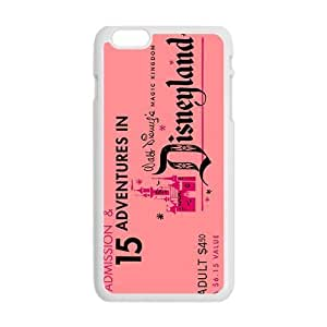 Disneyland Phone Case for Iphone 6 Plus