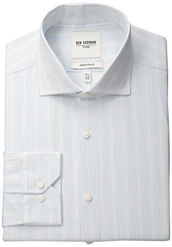 Ben Sherman Striped Oxford Shirt