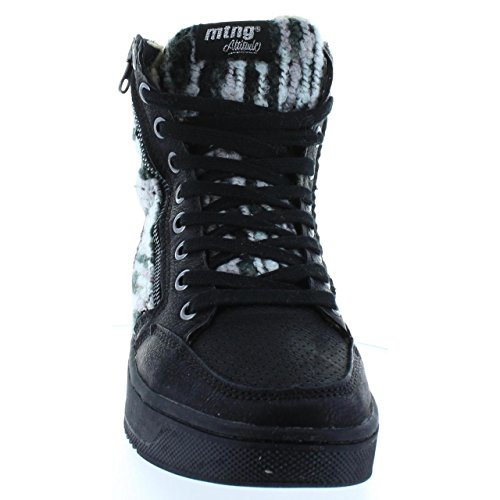 Stiefel für Damen MTNG 69670 POSIT NEGRO