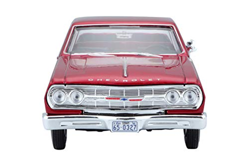 Maisto 1:25 1965 Chevy El Camino Diecast Vehicle (Colors May Vary) ()