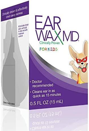 Earwax MD Kids Removal Rinsing product image