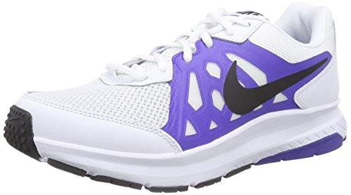 quality design a70da 28dd6 Nike Dart 11 Zapatillas de running, Hombre White BlackPrsn VioletWhite
