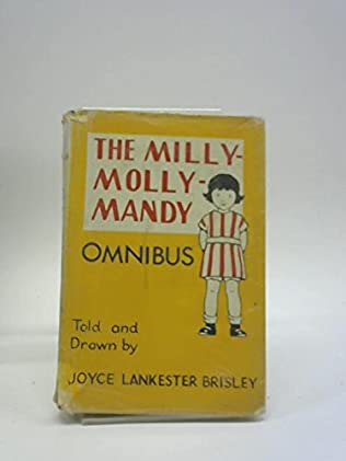 book cover of The Milly-Molly-Mandy Omnibus