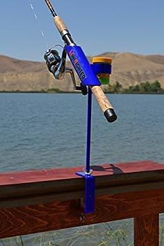 SamsOutdoorsman MiniFighter X-3 Fishing Rod Holder