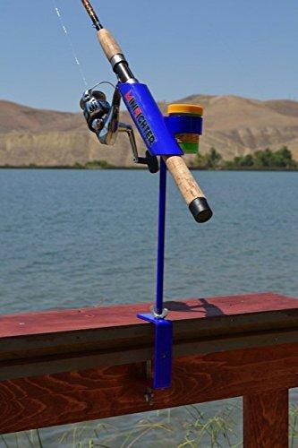 Cheap MiniFighter X-3 Fishing Rod Holder