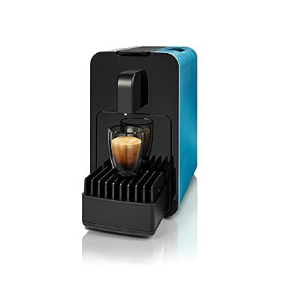 Cremesso 1000558i Machine à café viva B6, STRONG Petrol